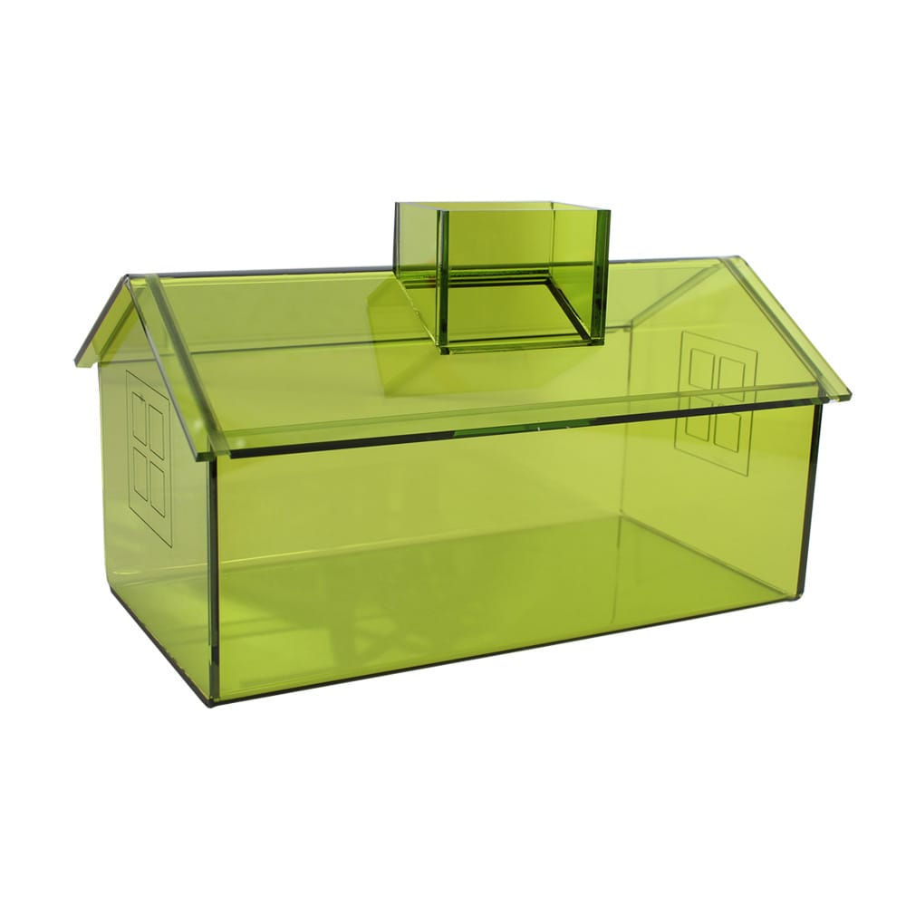 Lovel 加拿大設計經典家飾-面紙盒/紙巾盒(蘋果綠)