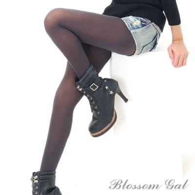 Blossom Gal嚴選百搭柔棉彈性素面褲襪(共四色)