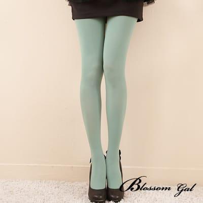 Blossom Gal韓國果漾亮彩褲襪/絲襪(共七色)