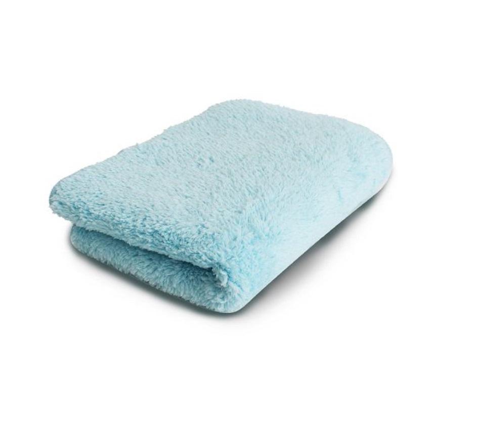 Lovel 7倍強效吸水抗菌超細纖維毛巾(粉末藍)[加購]