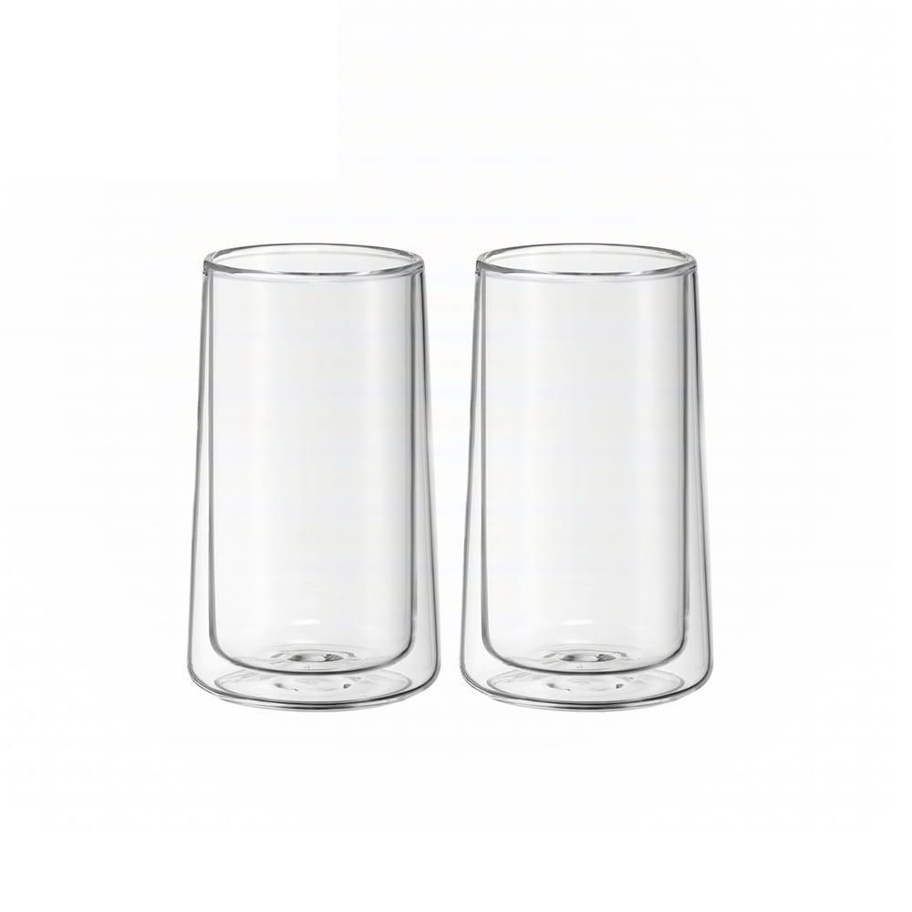 德國WMF 雙層玻璃杯2件套組 (公司貨)