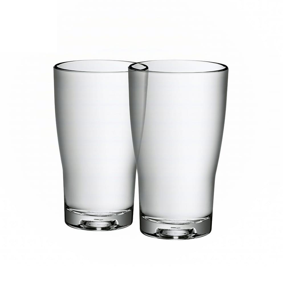 德國WMF 玻璃杯2件套組 (公司貨)
