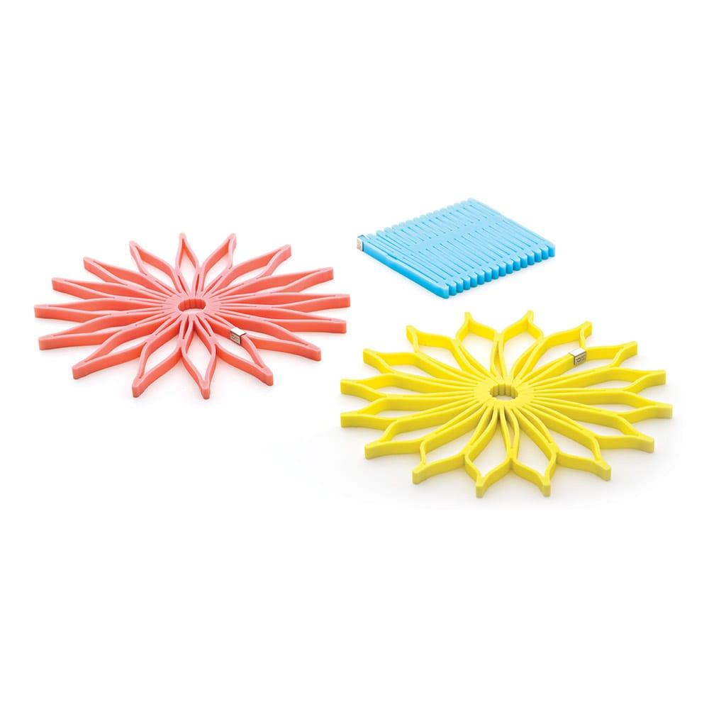 TOAST SUNFLOWER隔熱墊(粉紅、水藍、芥黃)