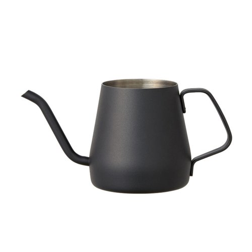 任選88折|日本KINTO POUR OVER KETTLE手沖壺430ml-黑