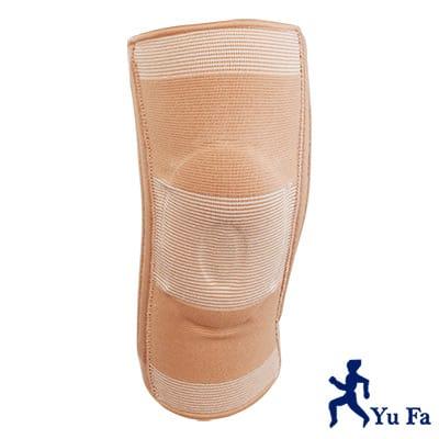 裕發YUFA 全新矽膠設計吸震機能性護膝