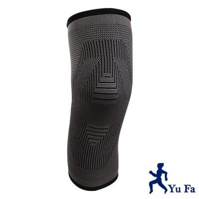 裕發YUFA 3D編織竹炭彈性機能護膝(基本型)