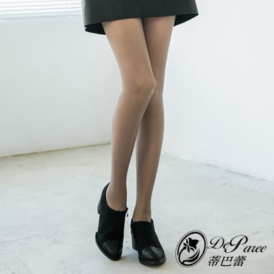 蒂巴蕾豐盈輕體。露。4012彈性絲襪(共三色)