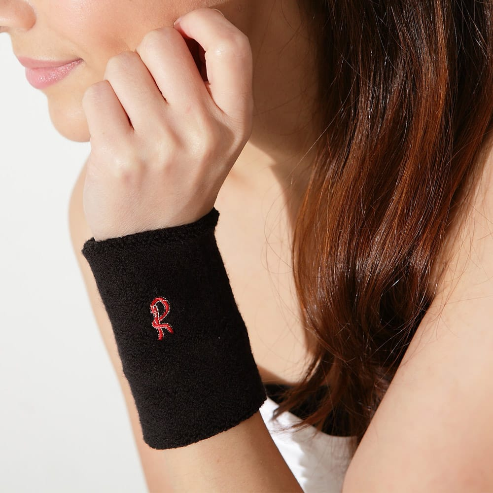 【roberta諾貝達】護具-護手腕(黑)