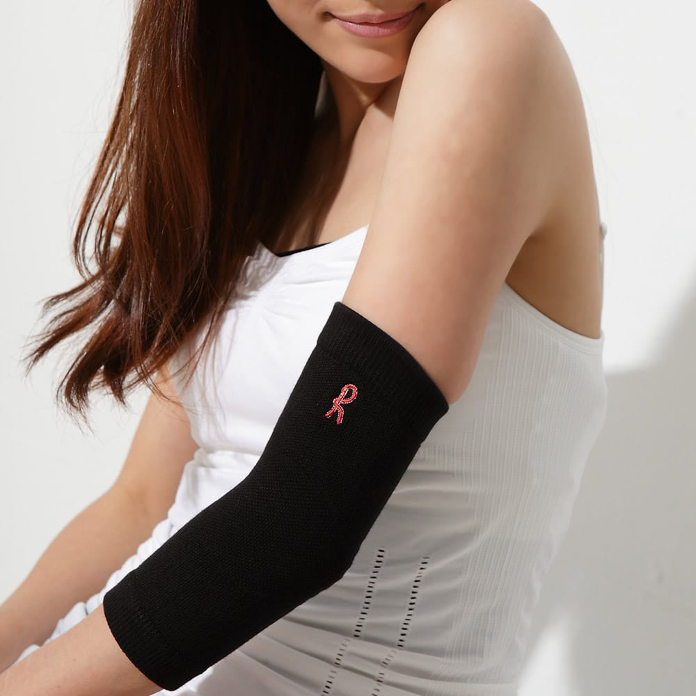 【roberta諾貝達】護具-護手肘(黑)