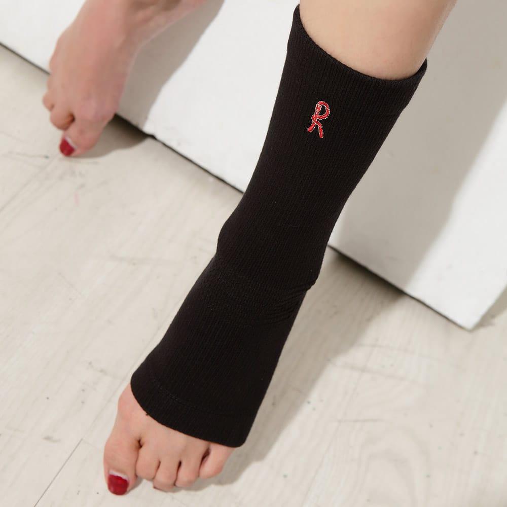 【roberta諾貝達】護具-護腳踝(黑)