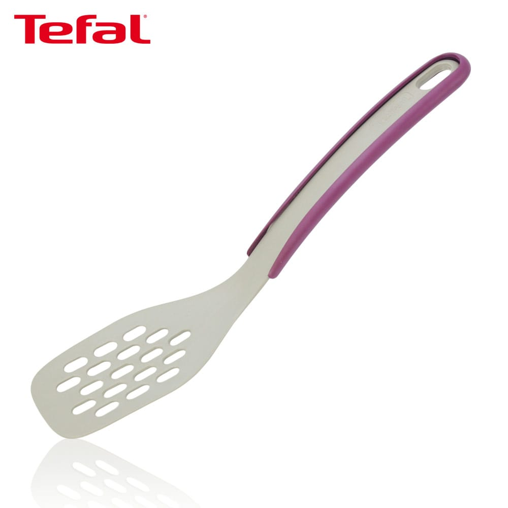 法國特福Tefal 快意兩用系列鍋鏟與活動式食物夾