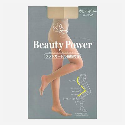 日本製Beauty Power 階段式壓力絲襪18hPa(共三色)