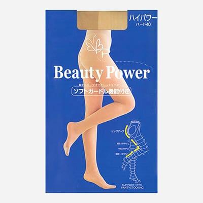 日本製Beauty Power 階段式壓力絲襪12hPa(共三色)