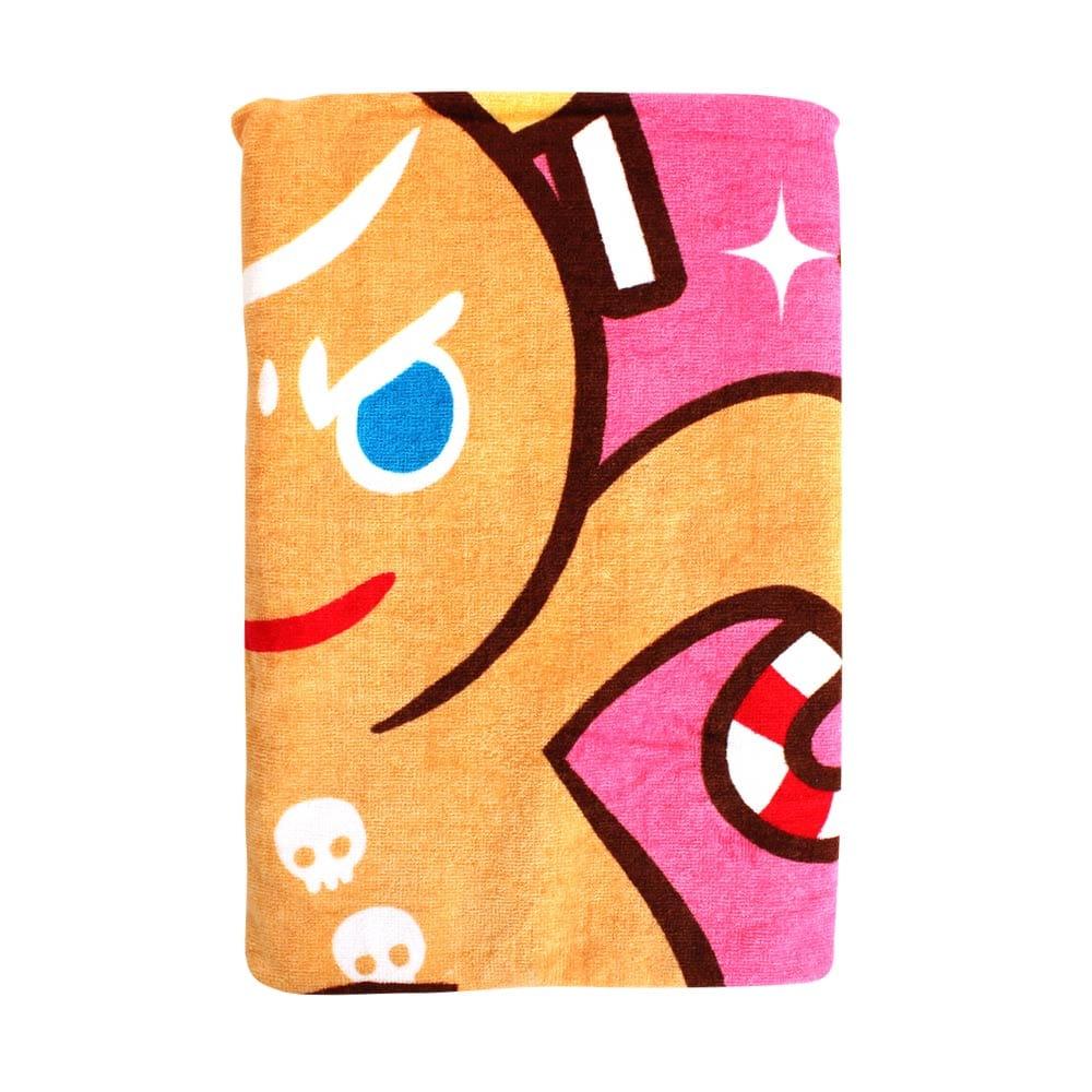 Line明星純棉浴巾(奔跑糖果款)