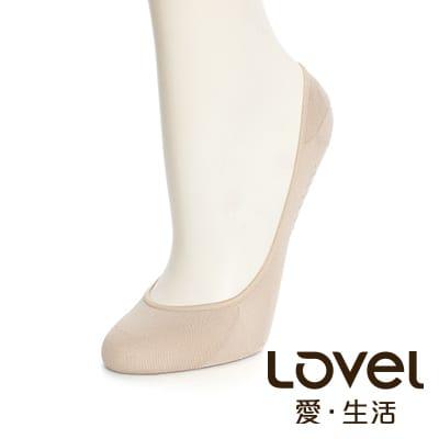 LOVEL 全新升級涼感雙止滑隱形襪套(裸膚)